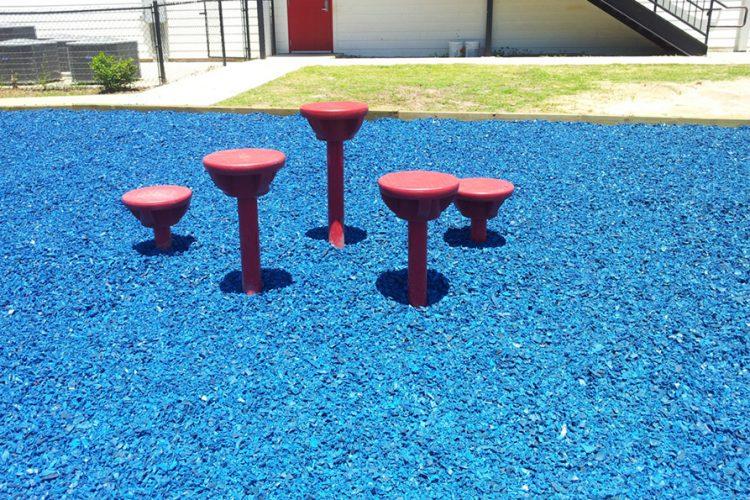 Florida School Playground Mulch 7
