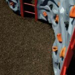 safe fall rubber playground mulch 2