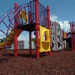 safe fall rubber playground mulch 5