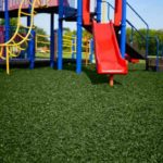 safe fall rubber playground mulch 6